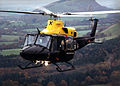 60 Sqn Griffin helicopter from RAF Shawbury.jpg