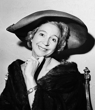 Wenche Foss - Wenche Foss in 1959