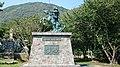 750th Anniversary Statue of Soh Sukekuni in Komodahama, Tsushima.jpg