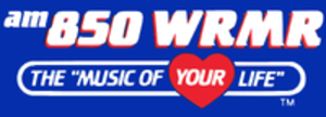 WKNR - Station logo as WRMR