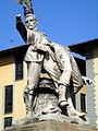 8707 - Oreste Calzolari (1852-1920), Monumento ai caduti di Mentana, Firenze (1902) - Foto Giovanni Dall'Orto, 2-Sept-2008.jpg