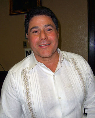 Felix Roque - Roque at a September 19, 2012 Board of Commissioners meeting at West New York City Hall