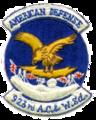 923d Aircraft Control and Warning Squadron - Emblem.png