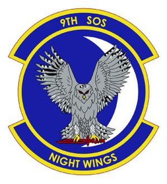 9th Special Operations Squadron - Image: 9th Special Operations Squadron