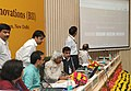 "A.P.J. Abdul Kalam launching the ""Innovation Quest"", at the inauguration of the National Conference of 'Bank of Ideas and Innovations', in New Delhi. The Union Minister for Rural Development.jpg"