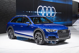 Image illustrative de l'article Audi Allroad Quattro