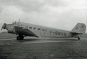 COSARA - An STA Amiot AAC.1 (Ju 52 copy)