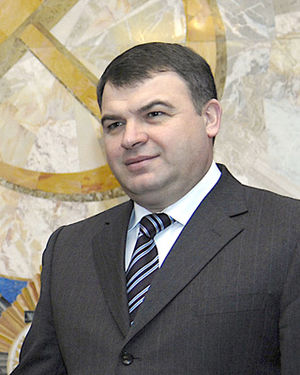 2008 Russian military reform - Anatoly Serdyukov is widely regarded as an ideologist of the 2008 military reform