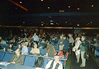 Association of Moving Image Archivists - Delegates at the 2006 AMIA annual conference, held in Anchorage, Alaska