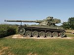 AMX13 at Monuments de Chars near Berry-au-Bac pic1.JPG