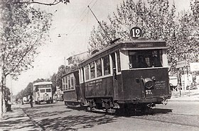 Image illustrative de l'article Ancien tramway de Toulouse
