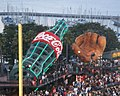 AT&T Park - Coke bottle and glove.jpg