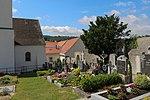 AT-29762 Kath. Pfarrkirche hl. Mauritius und Friedhof, Kasten, Böheimkirchen 05.jpg