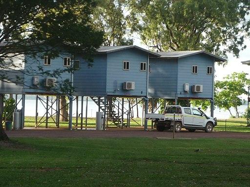AU-Qld-Weipa caravan park