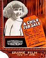 A Child for Sale (1920) - Ad 1.jpg