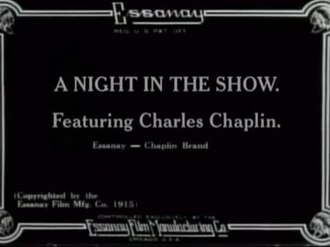 চিত্র:A Night in the Show (1915).webm