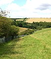 A Solitary Walker in Comber Dale - geograph.org.uk - 926574.jpg