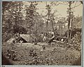 A bombproof shelter for the soldiers during the siege of Petersburg, August 10, 1864 LCCN2012646255.jpg
