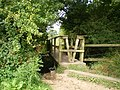 A bridge on the public footpath south of Albrighton - geograph.org.uk - 1475549.jpg