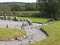 A corner of the Drumskinny Stone Circle - geograph.org.uk - 1390400.jpg
