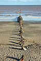 A groyne on Withernsea beach - geograph.org.uk - 1050927.jpg