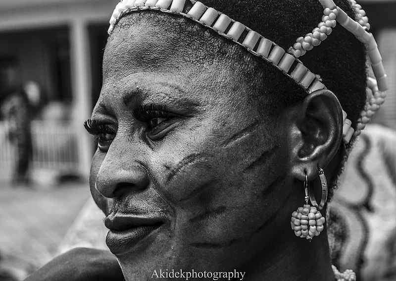 History Lesson: Tribal Marks of Nigerian People And What They Mean