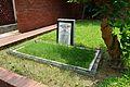 Abdul Matin Chowdhury Grave - Kazi Nazrul Islam Graveyard - University of Dhaka Campus - Dhaka 2015-05-31 2308.JPG