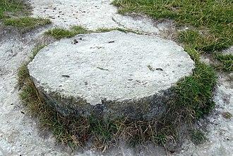 Aborrebjerg - Summit stone