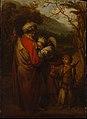 Abraham Dismissing Hagar and Ishmael MET DP143212.jpg