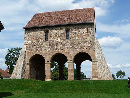 Ehemalige Vorkirche (Kloster Lorsch)