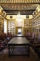 Accademia etrusca, biblioteca settecentesca, 02.jpg
