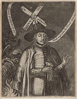 Adoniram Byfield English priest