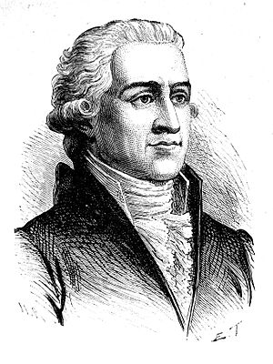 François Denis Tronchet - Illustration of François Denis Tronchet