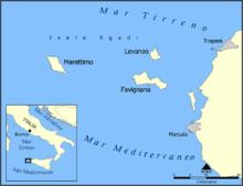 L'arcipelago delle Egadi
