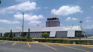 Tepic International Airport airport in Mexico