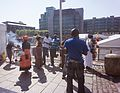 Africa Day Celebration At George's Quay In Dublin (7275143924).jpg