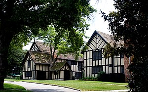 National Register of Historic Places listings in Richmond, Virginia - Image: Agecroft Hall