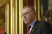 Agne Hansson, Sverige (Bilden ar tagen vid Nordiska radets session i Oslo, 2003).jpg