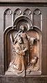 Agneskirche Köln Relief des Stifters Roeckeraht Petruskapelle.jpg
