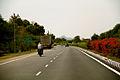 Agra Jaipur National Highway in Rajasthan India March 2015.jpg