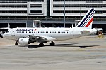 Air France, F-GRHR, Airbus A319-111 (35594912862).jpg