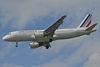 F-GKXY - A320 - Air France