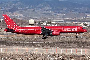 Air Greenland Boeing 757 Webb.jpg