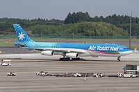 F-OJTN - A340 - Air Tahiti Nui