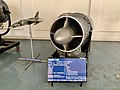 Aircraft Engines at display - Hindustan Aeronautics Limited Heritage Centre and Museum (Ank Kumar) 02.jpg