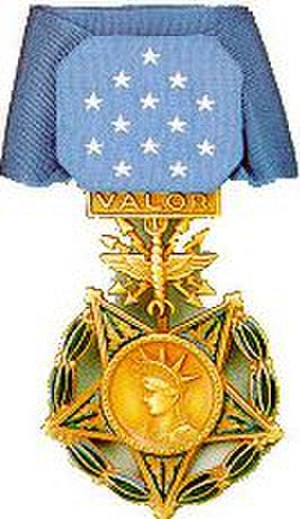 Bud Day - Air Force version of the Medal of Honor
