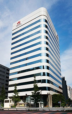 Ajinomoto headquarters 2018.jpg