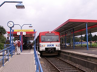 AKN Eisenbahn company