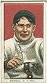 Al Bridwell, New York Giants, baseball card portrait LCCN2008676474.jpg
