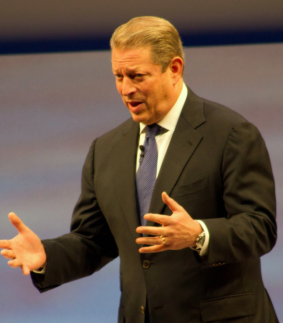 Al Gore at SapphireNow 2010 cropped
